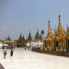 2019年 ミャンマーヤンゴンからバゴーまで1ドルで安く行く方法